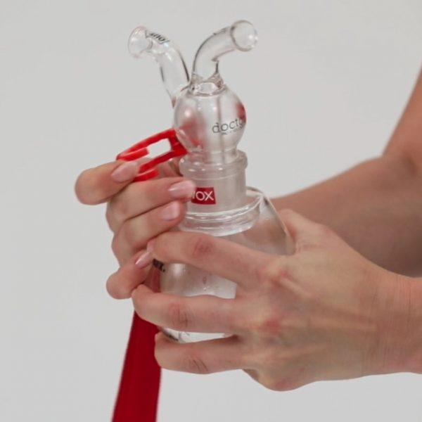 locker clips for doctorvox apparatus